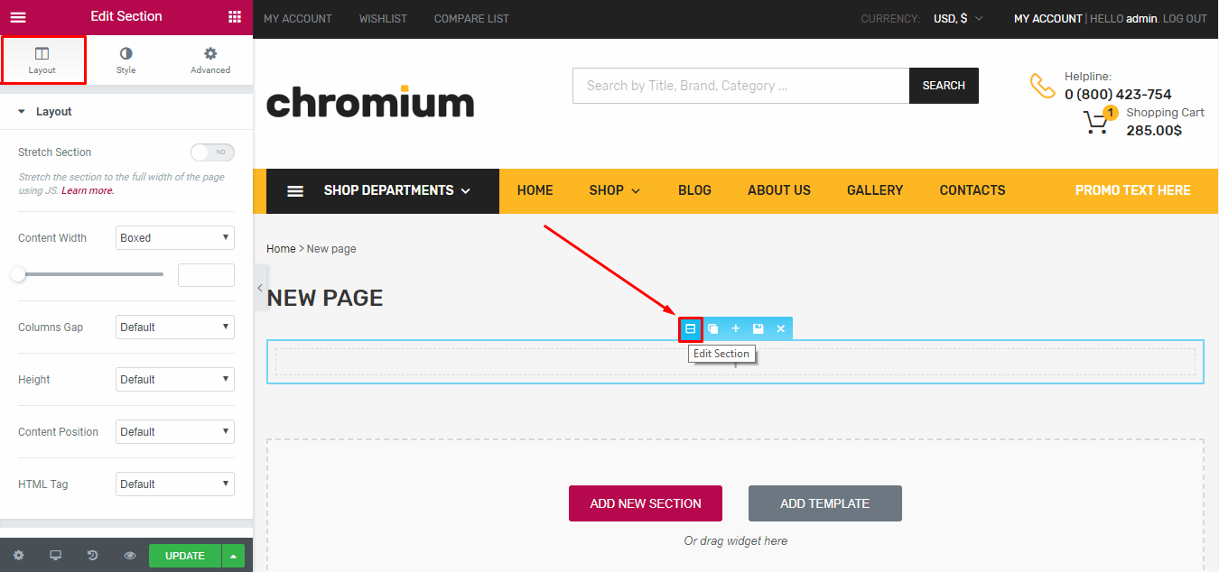 Chromium Premium WordPress Theme Documentation